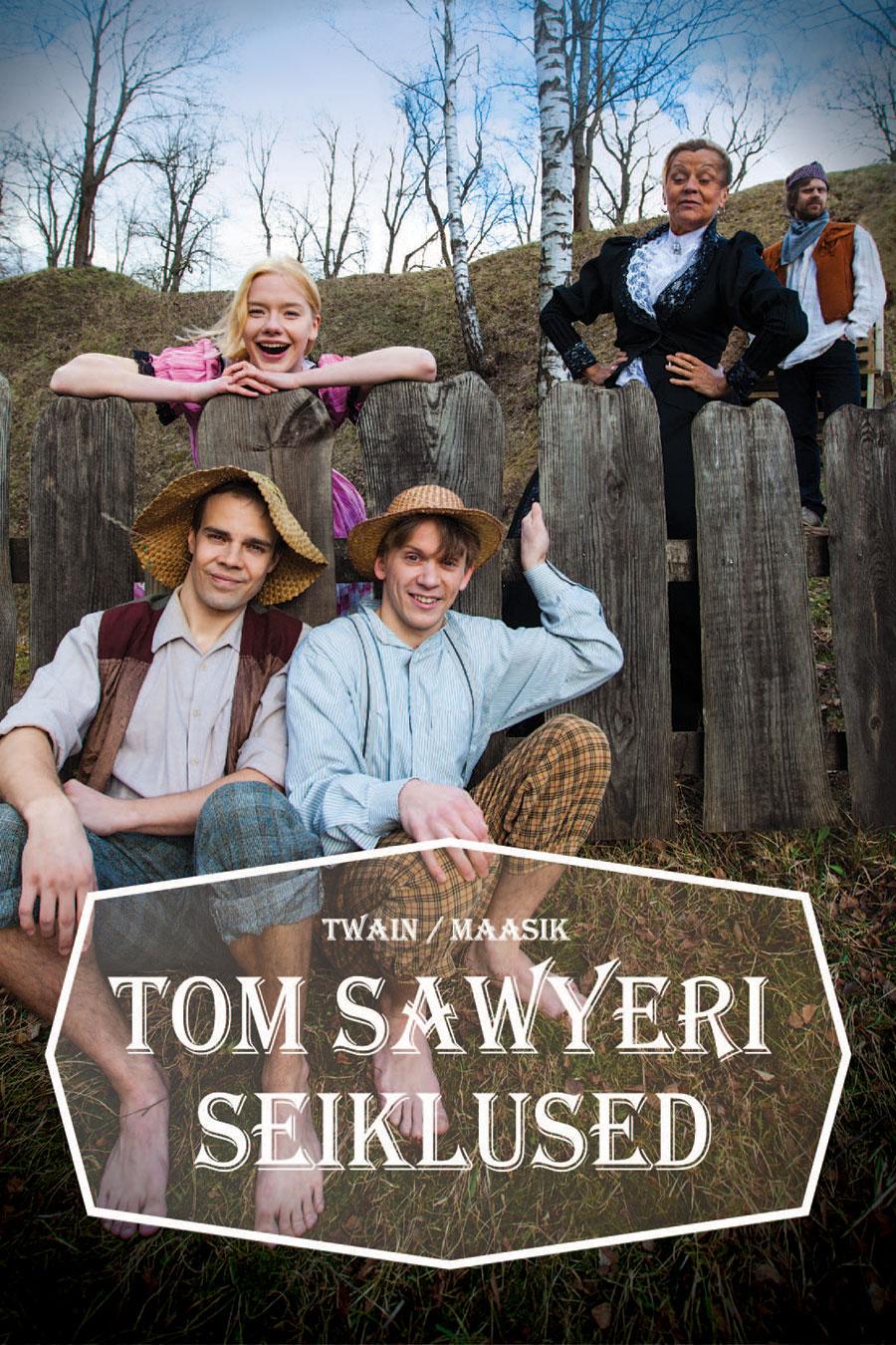 Tom Sawyeri seiklused